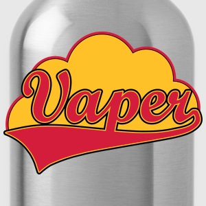 Vape shirt Vaper Cloud T-Shirts - Water Bottle