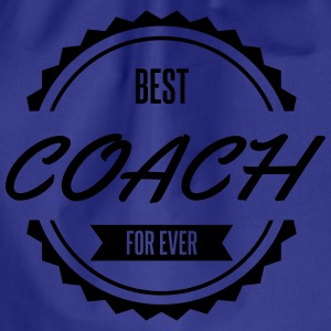 best coach T-Shirts - Drawstring Bag