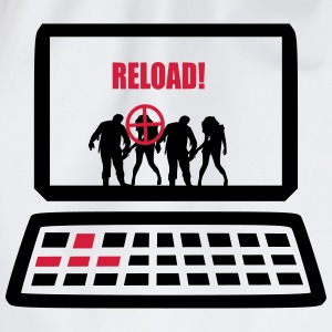 reload T-Shirts - Drawstring Bag