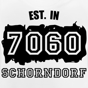 Established 7060 Schorndorf T-Shirts - Baby T-Shirt