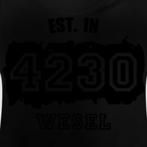 Established 4230 Wesel T-Shirts - Baby T-Shirt