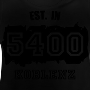 Established 5400 Koblenz Pullover & Hoodies - Baby T-Shirt