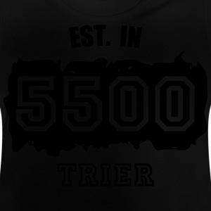 Established 5500 Trier Langarmshirts - Baby T-Shirt