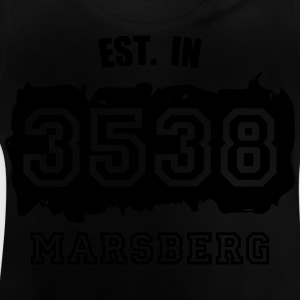 Established 3538 Marsberg Pullover & Hoodies - Baby T-Shirt