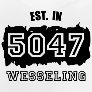 Established 5047 Wesseling Langarmshirts - Baby T-Shirt