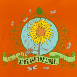 sunflower_some_are_the_light_022016_a T-Shirts - Baby T-Shirt