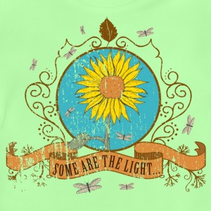sunflower_some_are_the_light_022016_c T-Shirts - Baby T-Shirt