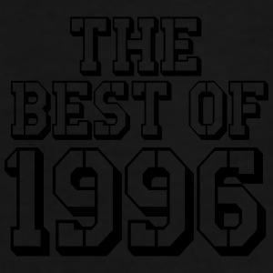 1996 The best of Caps & Mützen - Männer Premium T-Shirt