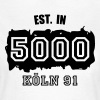 Established 5000 Köln 91 T-Shirts - Frauen T-Shirt