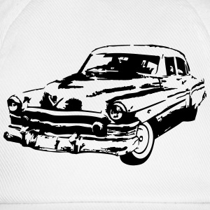 USA Car T-Shirts - Baseballkappe