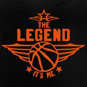 basketball legend its me est moi logo T-Shirts - Baby T-Shirt