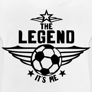 football legend its me est moi logo Tee shirts - T-shirt Bébé