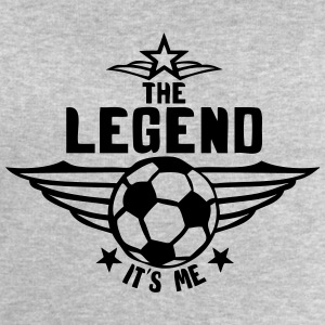 football legend its me est moi logo Manches longues - Sweat-shirt Homme Stanley & Stella