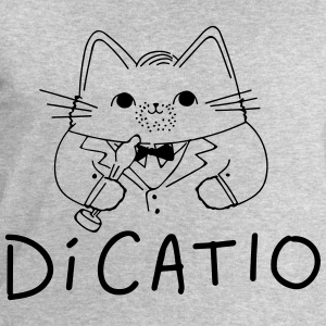 DiCatio T-Shirts - Men's Sweatshirt by Stanley & Stella