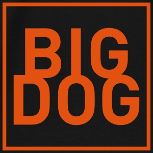 BIG DOG 2 - Männer Premium T-Shirt