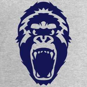 gorilla wild animal 2502 Shirts - Men's Sweatshirt by Stanley & Stella