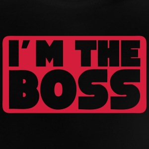 i m the boss quote Shirts - Baby T-Shirt