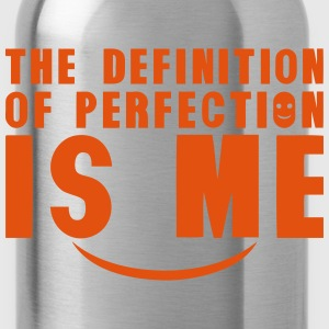 definition of perfection is me citation Tee shirts - Gourde