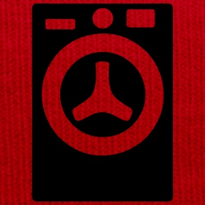 Washing machine wash icon Tops - Winter Hat