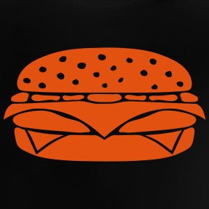 hamburger icon burger 2202 Shirts - Baby T-Shirt