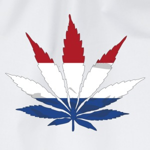 Cannabis Holland Flag T-Shirts - Turnbeutel