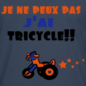 j'ai tricycle Tee shirts - T-shirt manches longues Premium Homme