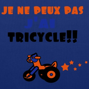 j'ai tricycle Tee shirts - Tote Bag