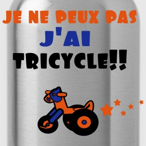 j'ai tricycle Tee shirts - Gourde