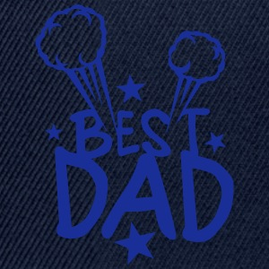 best dad explosion 802 Tee shirts - Casquette snapback