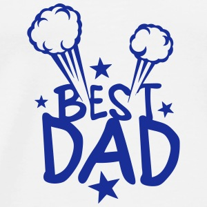 Best dad explosion 802 Sports wear - Men's Premium T-Shirt