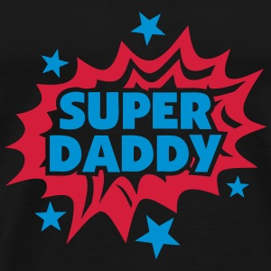 super daddy explosion 802 Long sleeve shirts - Men's Premium T-Shirt