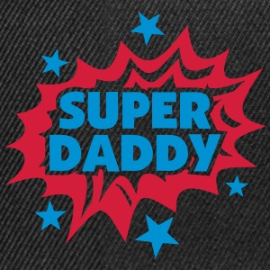 super daddy explosion 802 Sweat-shirts - Casquette snapback