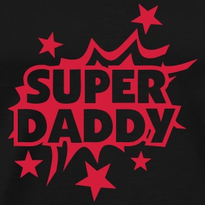 super daddy explosion 8022 Manches longues - T-shirt Premium Homme