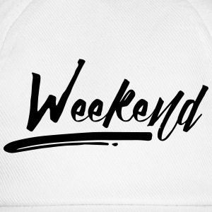 WEEKEND Shirts - Baseballcap