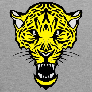 Leopards head super drawing 302 T-Shirts - Contrast Colour Hoodie