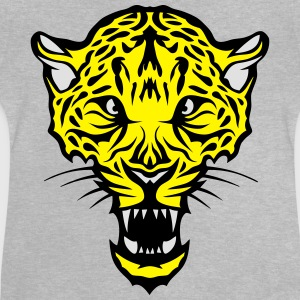Leopards head super drawing 302 Shirts - Baby T-Shirt