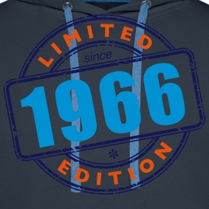 LIMITED EDITION SINCE 1966 T-Shirts - Männer Premium Hoodie