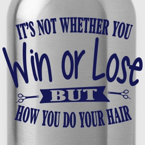 It's all about your hair T-shirts - Drinkfles