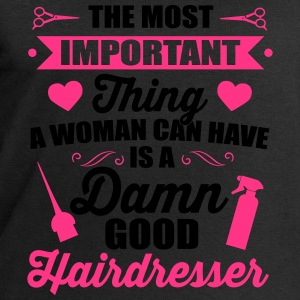 Most important is a good hairdresser Tops - Men's Sweatshirt by Stanley & Stella