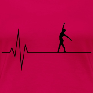 SporTeeZ Dance Tops - Frauen Premium T-Shirt