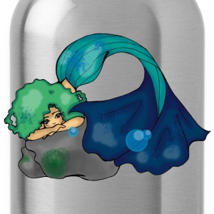 Mermaid T-Shirts - Trinkflasche