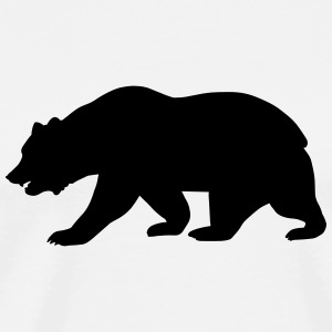 California Bear Bags & Backpacks - Men's Premium T-Shirt