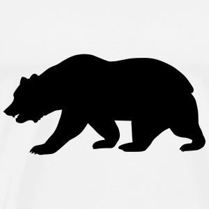 California Bear Hoodies & Sweatshirts - Men's Premium T-Shirt