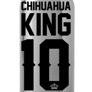 Chihuahua-King Pullover & Hoodies - Trinkflasche