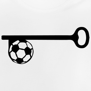 key football soccer Shirts - Baby T-Shirt