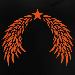 Wing star angel 29012 Shirts - Baby T-Shirt