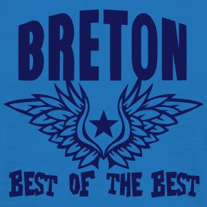 breton best of the best aile logo Sweat-shirts - T-shirt Homme