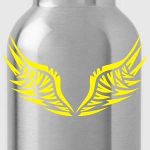 Wing birds ange 27013 T-Shirts - Water Bottle