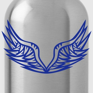 Wing birds ange_27014 Shirts - Water Bottle