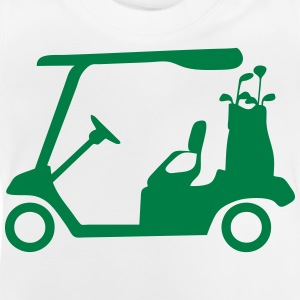 Golf cart 02 Shirts - Baby T-Shirt